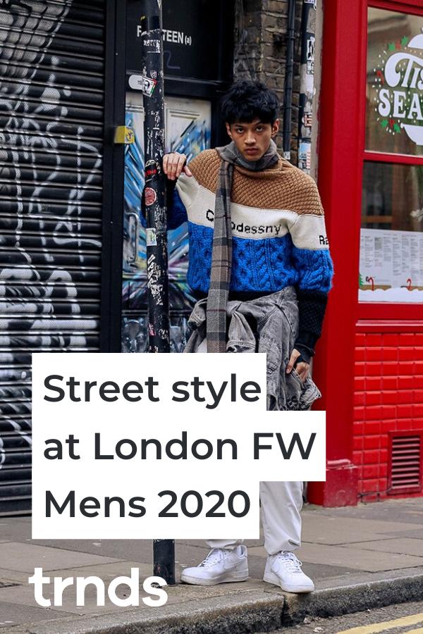 Streetstyle-London-FW-Mens-2020