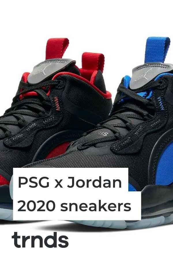 PSG-jordan-2020-collection