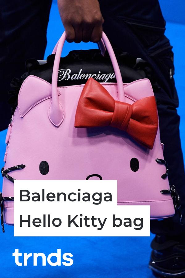 balenciaga-hello-kitty-bag-pink