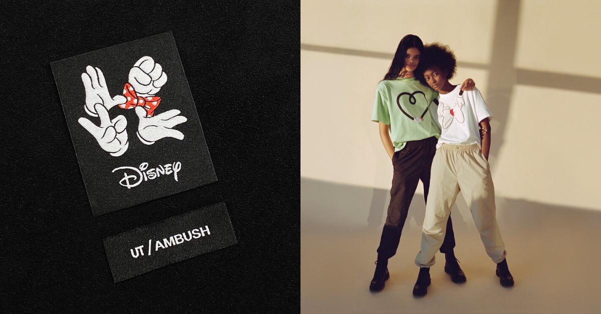 ambush-disney-uniqlo-collection