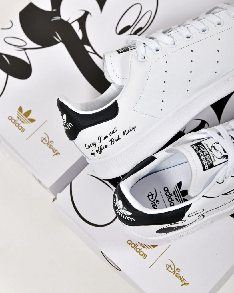 adidas disney stan smith