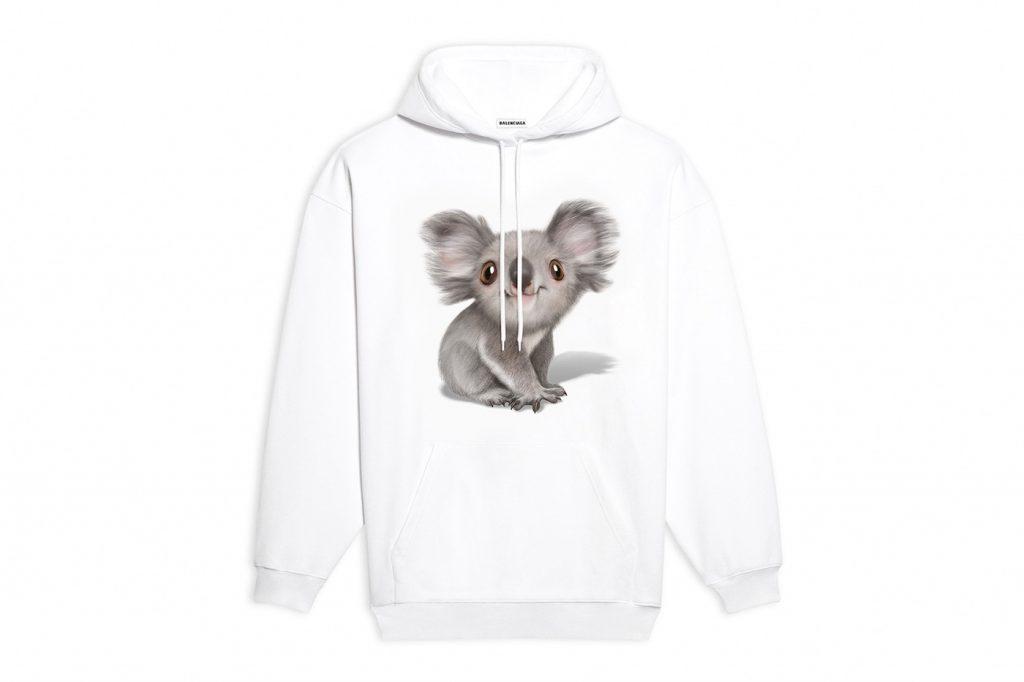 balenciaga-koala-hoodie