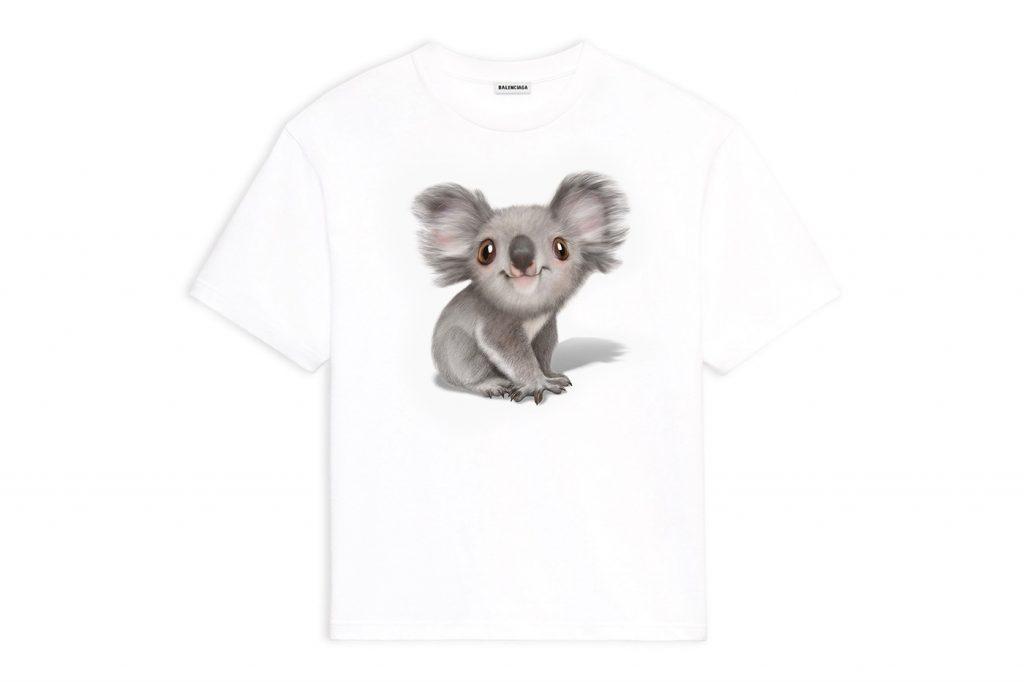 balenciaga-koala-tee