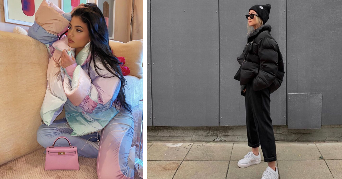 puffer-jacket-outfits-worn-by-top-instagram-influencers-in-2020