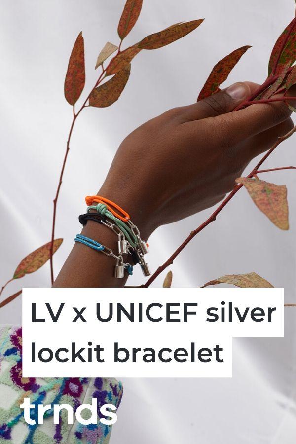 Unicef Louis Vuitton Bracelet Price