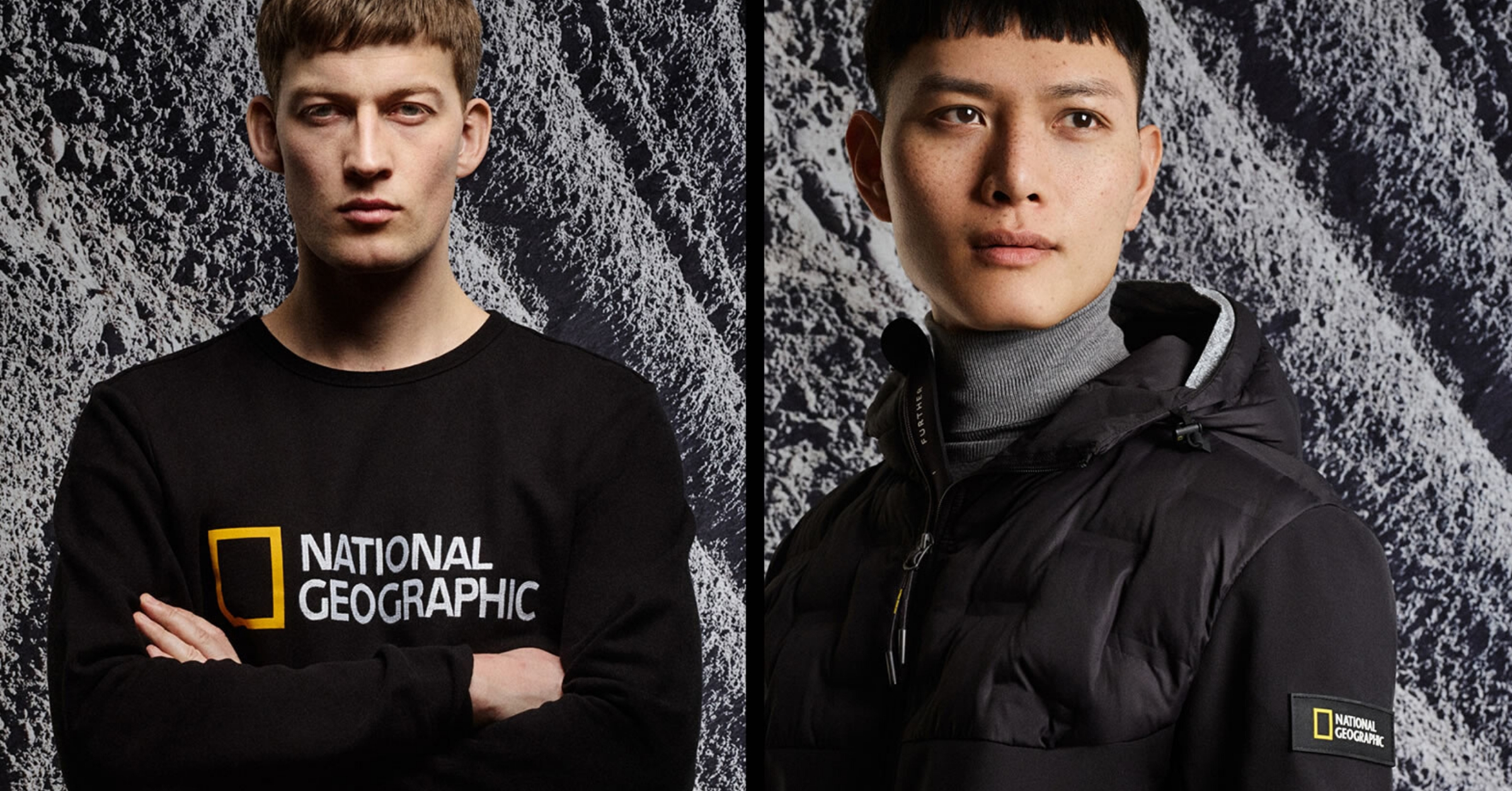 Image result for Even National Geographic Has Its Own Streetwear Line