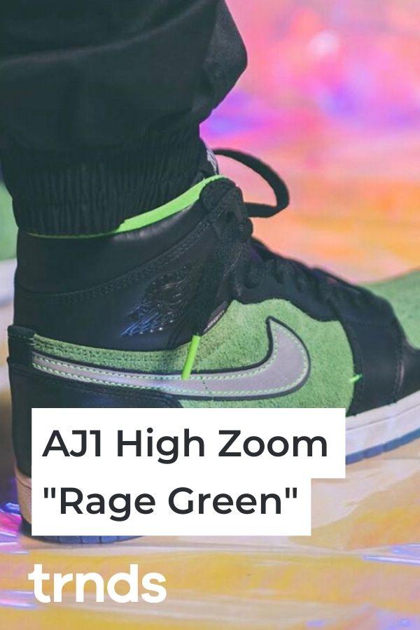 Air-Jordan-1-High-Zoom-Green-black
