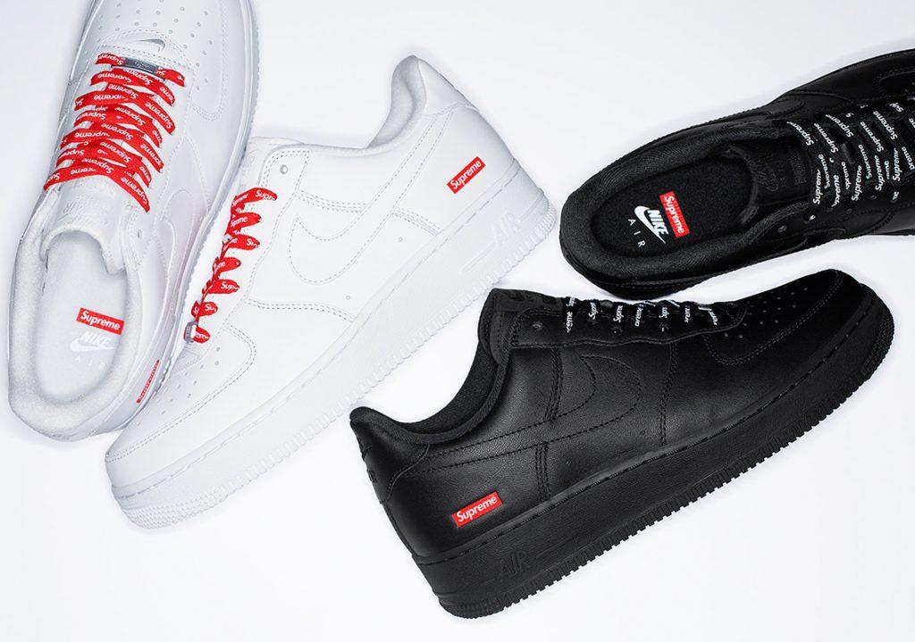 Supreme-Nike-Air-Force-1-White-Black