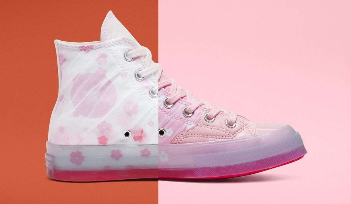 "Official Look at the Converse ""Sakura"" Chuck 70 Pack Trnds  Trnds"