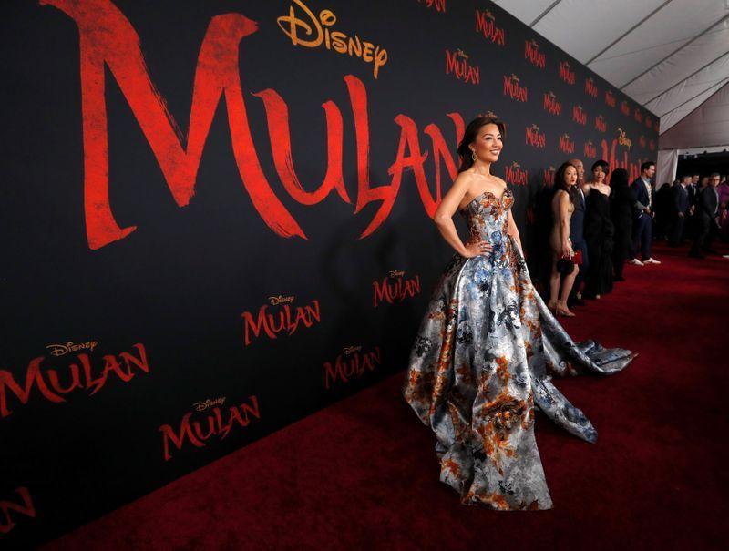 Mulan-red-carpet