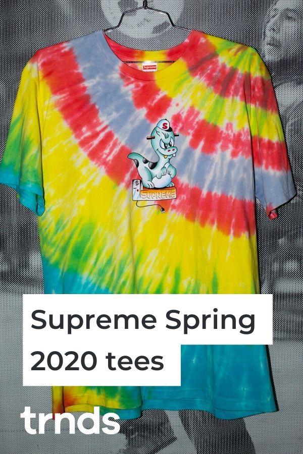 supreme-spring-2020-tshirts