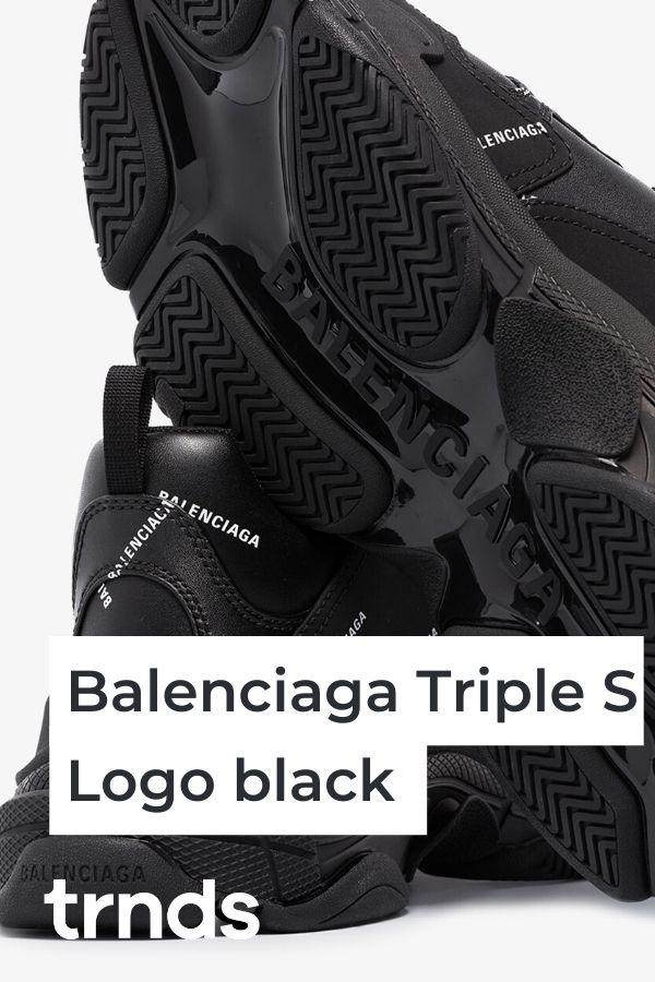 balenciaga-black-triple-s-logo