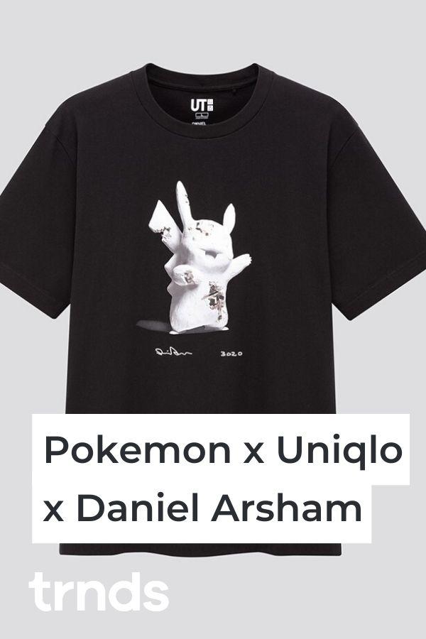 Daniel-arsham-pokemon-uniqlo