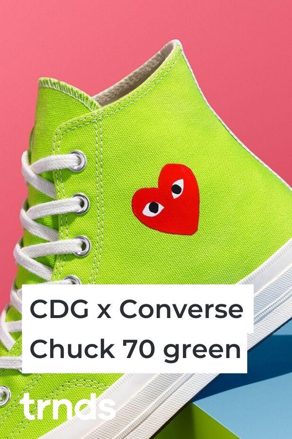 CDG-play-converse-chuck-70-bright-green
