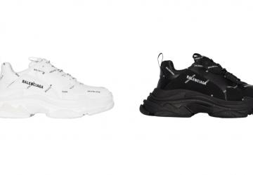Balenciaga-logo-print-triple-s-sneaker-black-white